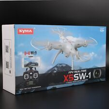 5 Batteries SYMA X5SW WIFI RC Drone FPV Quadcopter Camera Video Helicopter 4CH