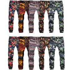Men Women Boys Harem Hip Hop Dance Sports Jogger Slack Sweat Pants Trousers Male