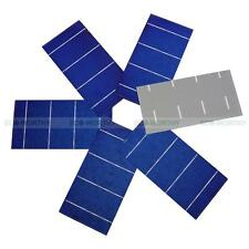 20/40/80/108Pcs 3x6 156x78mm Poly Solar Cells Kit High Power for DIY Solar Panel
