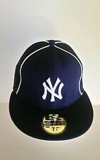 New Era New York Yankees Navy 59Fifty Fitted Hat, New Era Original Hat !!!!!