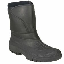Ladies Men Waterproof Outdoor Winter Snow Thermo Country Yard Stable Mucker Boot