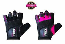Women's Weightlifting gloves for Gym, Fitness, Weights with FREE lifting straps
