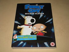 Family Guy - Series 11 - Complete (DVD, 2011)