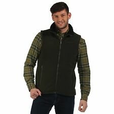 Regatta Mens Rafferty Fleece Full Zip Bodwarmer Walking Gilet *FREE POST*