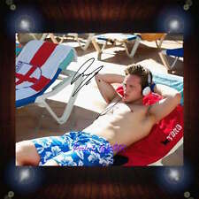 Danny Walters Benidorm TV Series Signed Autographed Framed Photo/Canvas Print
