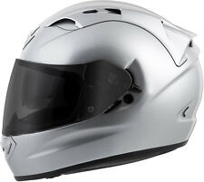 Scorpion Motorcycle Helmet Full-Face EXO-T1200 Solid Hypersilver D.O.T. Approved