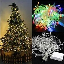 10M/20M Outdoor LED String Fairy Lights Bulbs For Christmas Party Wedding Xmas