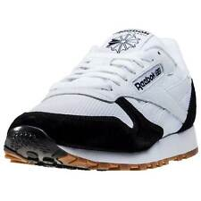 Reebok Classic Perfect Split Mens Trainers White Black New Shoes