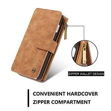 For iPhone 7&7 Plus Leather Removable Wallet Magnetic Flip Card Slot Case Cover