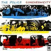 POLICE - OUTLANDOS D'AMOUR or SYNCHRONICITY or GHOST IN THE MACHINE
