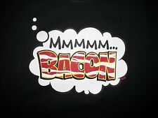 Long Sleeve Mmmmm.. Bacon Day Dream Strips Lover Pork Eat Meat BLT Breakfast Fat