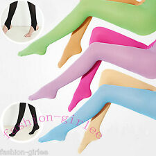 Sexy Women Velvet Opaque Footed Tights Pantyhose Thick Stockings Socks Autumn