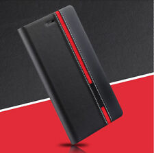 For iPhone 7/7 Plus Luxury Flip Cover Stand Wallet Card Leather Holder Case Skin