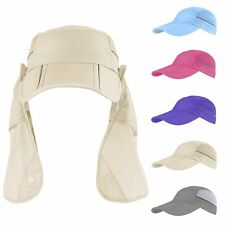 Classy 360° Fishing Outdoor UV Sun Protection Cap Hiking Hat Neck Cover Ear Flap