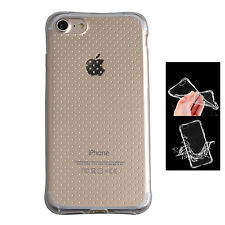 Transparent Slim Silicone Soft Polka Dot TPU Case Skin Cover For iPhone 7/7Plus