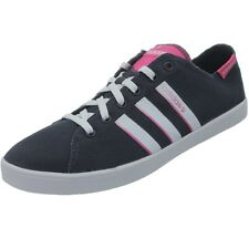 Adidas VLNeo BBall Lo women's casual shoes blue/white/pink sneakers NEW
