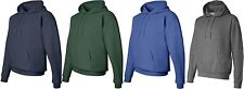 New Hooded Plain Color Sweatshirt Men Pullover Hoodie Fleece Cotton M-XL