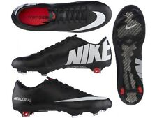NIKE MERCURIAL VAPOR IX FG football professional black cleats 10 US - 44 Euro sz