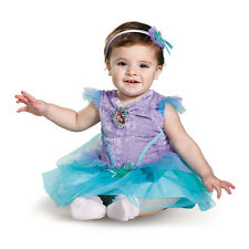 Girls Disney Ariel Princess Infant Costume