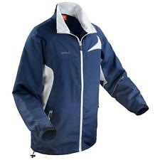 New SPIRO Mens Sports Micro Lite Team Jacket in 6 Contrast Colours XS - XXL
