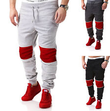 Mens Fashion Training Sport Sweat Pants Jogging Jogger Trouser Tracksuit Bottom。