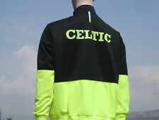 New Celtic FC European Player Issue Bumblebee Jacket L