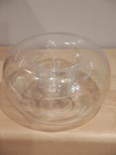 Vintage 1970s Swedish Kosta Boda votive / candle holder des. Monica Bäckström