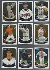 2013 BOWMAN DRAFT PICKS & PROSPECTS - PAPER OR CHROME -WHO DO YOU NEED! #100-130