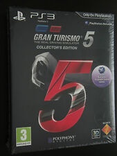 Gran Turismo 5: Collector's Edition For PlayStation 3 UK PAL Brand New & Sealed