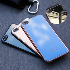 Full Body Bling Mirror Effect Tempered Glass Screen Protector For iPhone 7/ Plus