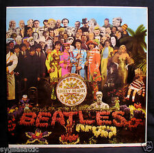 THE BEATLES-SGT. PEPPERS-1st Press In Mono-No Nems or Maclen-CAPITOL #MAS-2653