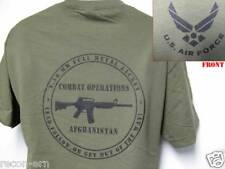 AIR FORCE T-SHIRT/ AFGHANISTAN COMBAT OPS T-SHIRT