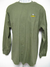 USMC RECON EMBROIDERED LONG SLEEVE T-SHIRT/  NEW