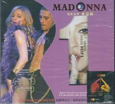 MADONNA BOX SET CD-DVD CONFESSIONS TOUR + IMMACULATE COLLECTION HOLIDAY VOGUE