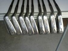 Left hand mens Spalding ULTIMA oversize irons3 to s/w graphite,reg flex