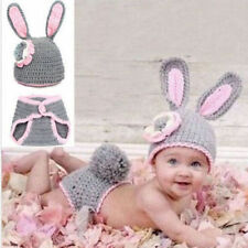 Newborn Baby Girl Boy Knit Clothes Photo Crochet Costume Photography Prop Outfit