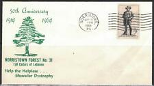 US Sc# 1242 FDC Cacheted Unaddr