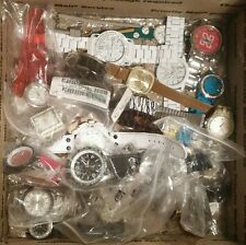 Huge Lot (over 100) of Watches for Parts or Repair - Crafts, Art