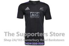 New Zealand All Blacks 2016 Players Performance Training T Shirt Sizes S-2XL!