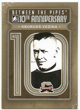 11/12 BETWEEN THE PIPES 10TH ANNIVERSARY Hockey (#BTPA1-BTPA45) U-Pick from List