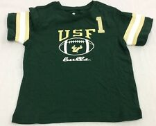 NCAA Toddler Colosseum Athletics University of South Florida Football T-Shirt