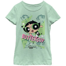 The Powerpuff Girls Buttercup Girls Graphic T Shirt