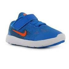 Boy's Toddler NIKE REVOLUTION 3 819415 Blue/Orange Athletic Sneakers Shoes New
