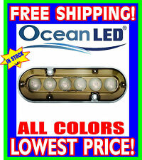 OceanLED A6 PRO Amphibian Underwater Lights COLORS AVAILABLE OCEAN LED