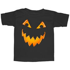 Lost Gods Halloween Spooky Pumpkin - Toddler Graphic T Shirt