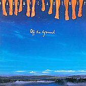 Off the Ground Paul McCartney (The Beatles) Cassette 1993 Capitol Records NICE!