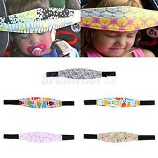 Soft Safety Kids Baby Stroller Car Seat Sleep Nap Aid Head Support Holder Belt