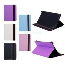 "Protective PU Folio Case Cover Stand for Universal 9""inch Tablet PC MID"