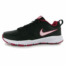 Nike T Lite XI Shoes Trainers Womens Black/Pink Sneakers