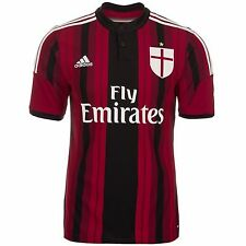 Adidas Men's Soccer AC Milan Home Player Jersey